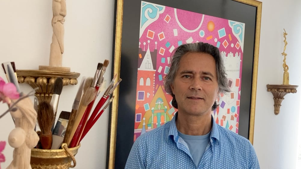 Stefan Eichler, Kunstschöpfer